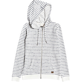 Roxy Trippin Stripes Hættetrøje Damer, mood indigo zoupla horizontale